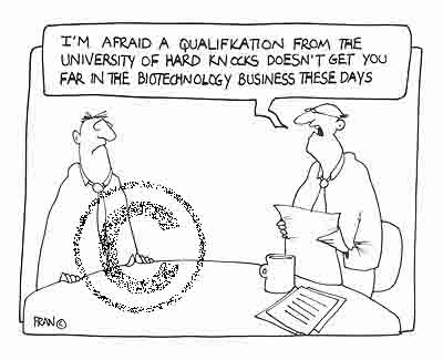 biotech joke